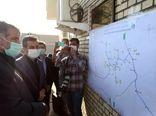 وزیر جهاد کشاورزی از پروژه مجتمع آبرسانی قشلاقات قطعه ۴ شهرستان زرندیه بازدید کرد
