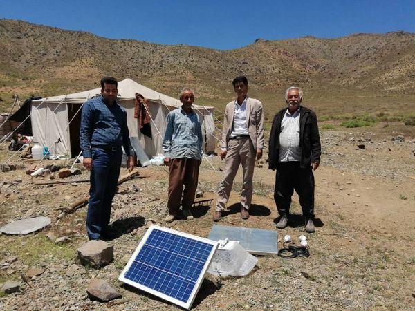 یکپنجم عشایر خراسان شمالی پنل خورشیدی دارند