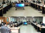 برگزاری جلسه کارگروه پدافند غیرعامل در استان گلستان