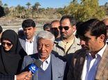 بازسازی زیرساختهای تخریب شده بخش کشاورزی سیستان و بلوچستان در اولویت است