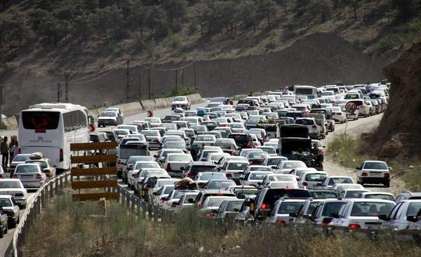 جادههای شمالی کشور دوباره پر ترافیک شد