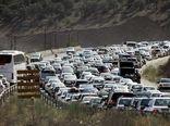 اعمال محدودیت های ترافیکی در محورهای هراز و سوادکوه