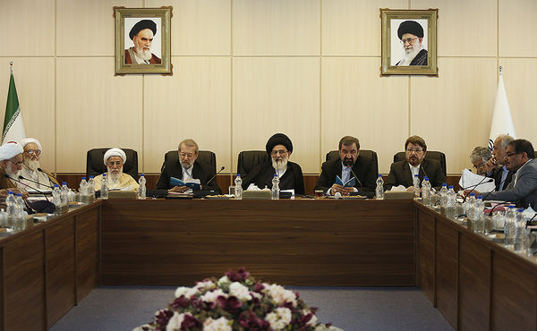 گزارش تصویری جلسه امروز مجمع تشخیص مصلحت نظام