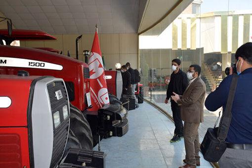 درخواست سفیر یمن برای ایجاد خط تولید تراکتورهای ایرانی در یمن