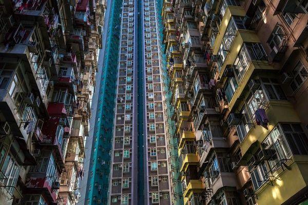 آسمانخراشهای هنگکنگ؛ نشنالجئوگرافیک
