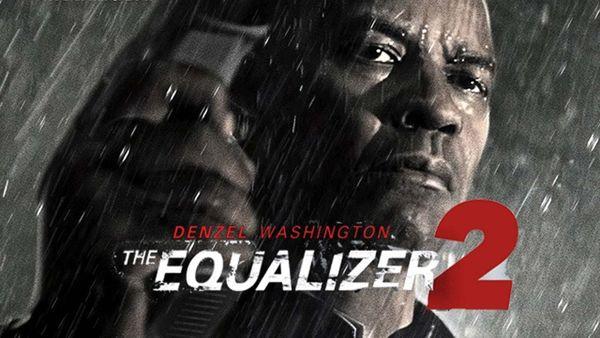انتشار پوستر جدیدی از فیلم «اکولایزر 2»