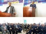 مراسم افتتاح متمرکز پروژه های بخش کشاورزی استان گلستان برگزار شد