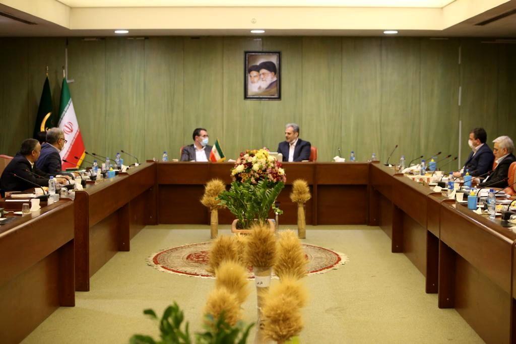 نشست وزرای جهاد کشاورزی و صنعت، معدن و تجارت