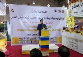 آذربایجانغربی نخستین استان دارای زنجیرههای تولید عسل در کشور است