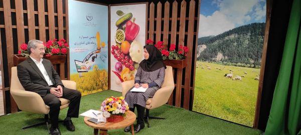 دهمین جشنواره دوسالانه رسانههای کشاورزی آغاز به کار کرد