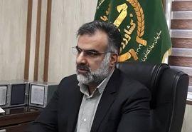 گندزدایی معابر با همکاری جهاد کشاورزی در فارس