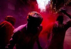 جنگ رنگها؛ عکس روز نشنالجئوگرافیک