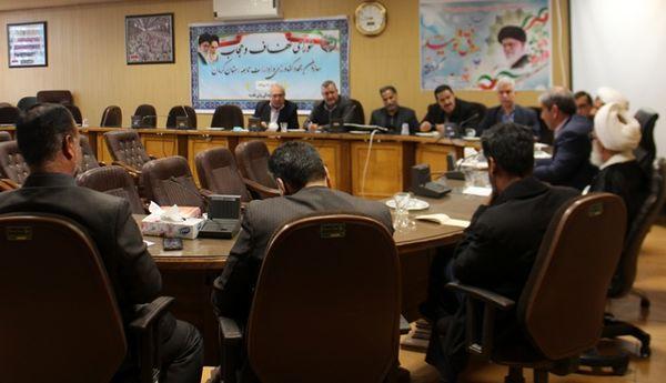 اولین جلسه هماهنگی کمیته روستایی عشایری دهه فجر  استان کرمان، برگزار شد