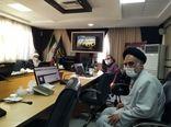 جلسه برنامه ریزی ستاد اربعین حسینی در سازمان جهادکشاورزی خراسان شمالی