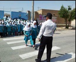 آمادهباش 20هزار پلیس برای اول مهر