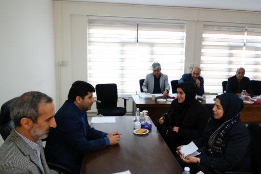 رئیس سازمان جهاد کشاورزی استان آذربایجان شرقی به مشکلات 12 نفر رسیدگی کرد