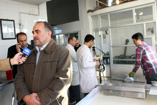 تولید سالانه 25 هزار تن شیر در شهرستان مرند