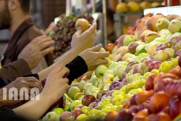 مشکلی در زمینه میزان عرضه میوه و تره بار وجود ندارد
