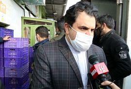 توزیع گوشت مرغ در میادین تهران تا پایان ماه رمضان ادامه دارد