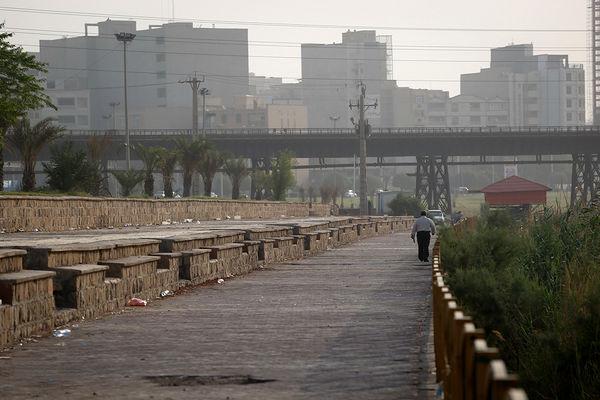 تودههای گرد و غبار این هفته میهمان ایران میشوند