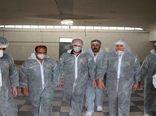 بازدید از شرکت سیمرغ اصفهان