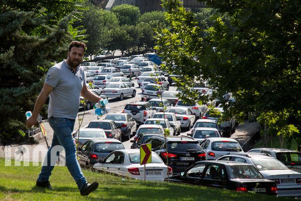 ترافیک پایتخت