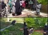 ۱۴ سایت باغچههای سلامت خانگی در قزوین ایجاد شد