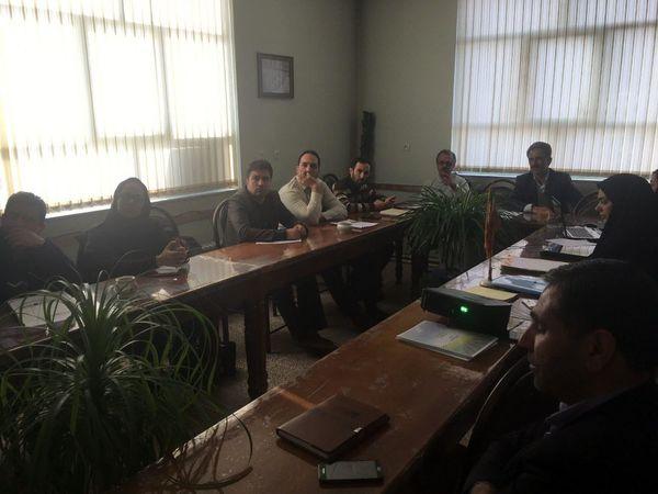 برگزاری جلسه کار گروه رفع تداخلات اراضی شهرستان شهرکرد