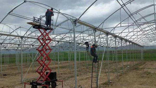 گامی بزرگ در مسیر جهش تولید/ ایجاد اشتغال برای 200 فارغ التحصیل کشاورزی در کردستان