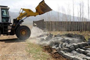 آزادسازی 6هکتار از اراضی کشاورزی اسلامشهر