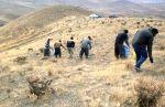 اجرای عملیات احیای اراضی مرتعی در سطح 130 هکتار از مراتع شهرستان شهریار