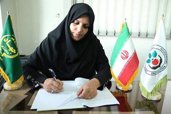 مبارزه شیمیایی با علفهای هرز کلزا در خراسان رضوی
