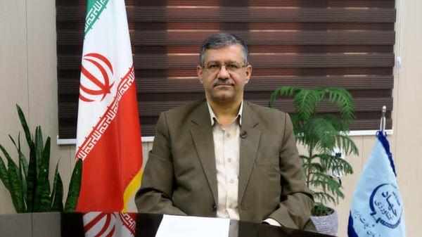 پیام تبریک مدیرکل شیلات خوزستان به مناسبت گرامیداشت هفته جهاد کشاورزی