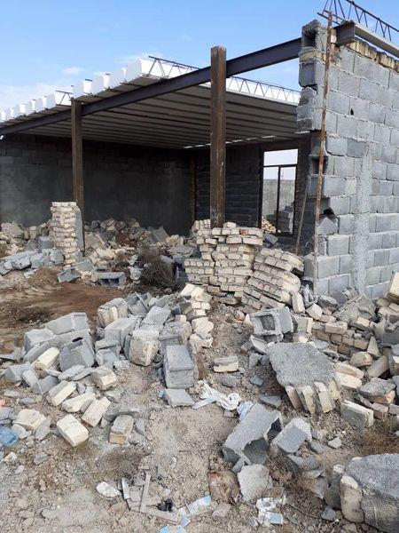 2500مترمربع از اراضی کشاورزی ورامین آزادسازی شد