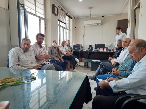برگزاری کارگاه آموزشی مبارزه با عوامل خسارتزای غلات در شهرستان تهران