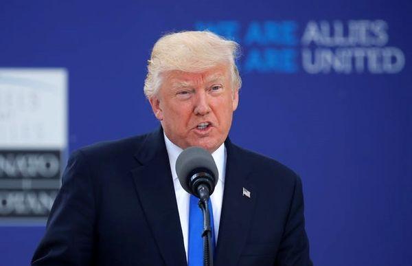 ترامپ: ایرانیها نهایتا میگویند بیا معامله کنیم