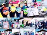 برگزاری مراسم روز جهانی تخم مرغ در یکی از مدارس گرگان