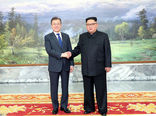 دیدار رهبران دو کره