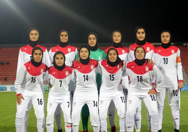 صعود دختران نوجوان ایران به مرحله نهایی