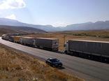 ترانزیت، صادرات و واردات 436 هزار تن محصولات کشاورزی از مرز گمرک بازرگان