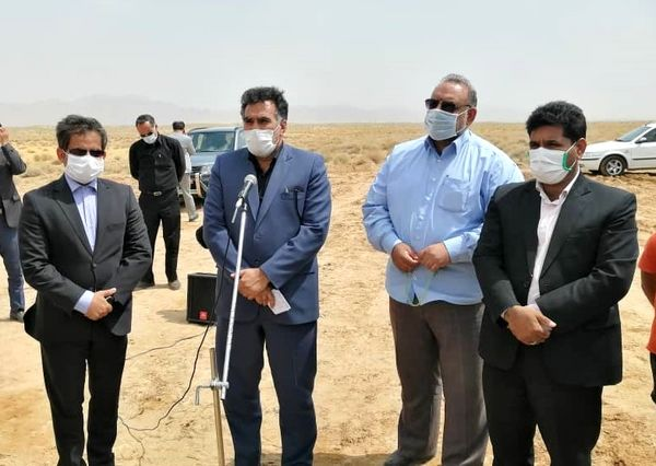 بهرهبرداری از طرحهای کشاورزی ۷۵ میلیارد تومانی خراسان جنوبی در هفته دولت