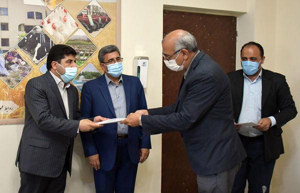 بیشترمحصولات دیم استان آذربایجان شرقی  بدون سم و کود تولید می شود