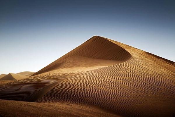 شنهای روان دبی؛ عکس روز نشنالجئوگرافیک