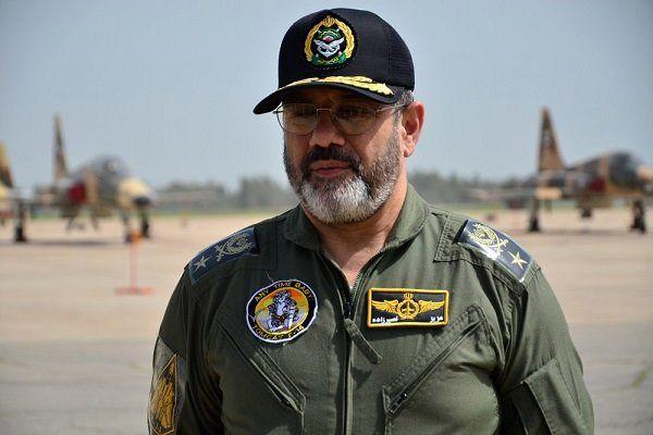 امیر سرتیپ نصیرزاده  فرمانده نیروی هوایی ارتش  شد