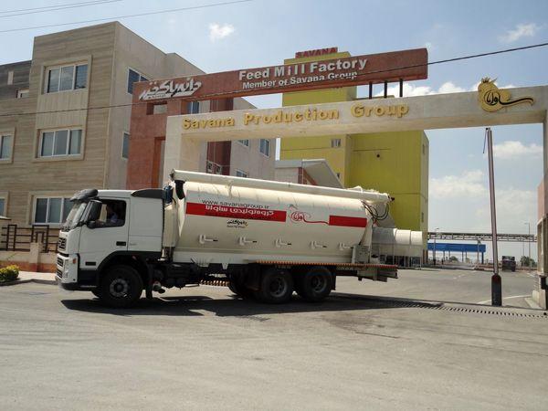 لزوم اخذ گواهی حمل بهداشتی قرنطینهای از دامپزشکی برای حمل و نقل دان مرغ