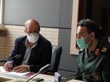 برگزاری نشست معاون آب و خاک وزارت جهاد کشاورزی و رئیس سازمان بسیج سازندگی کشور
