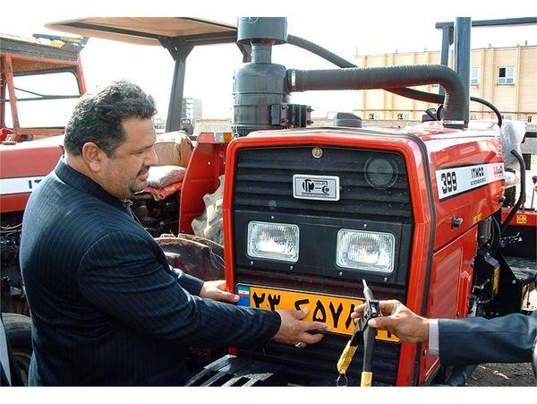 آغاز صدور کارت سوخت برای ماشین های کشاورزی پلاک گذاری شده