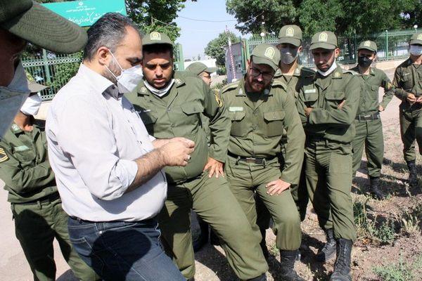 برگزاری کارگاه مهارت آموزی ویژه کارکنان وظیفه نیروهای مسلح استان قزوین