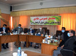 برگزاری جلسه فوق العاده مجمع عمومی عادی اتحادیه تعاونی روستایی استان آذربایجان شرقی