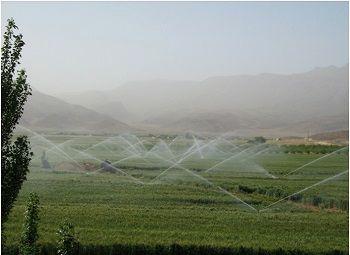 اجرای بدون محدودیت طرحهای آبیاری نوین در خراسان جنوبی